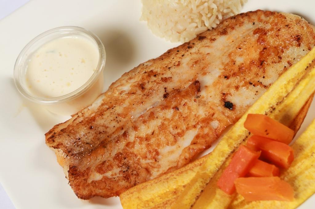 filete de pescado valor nutricional