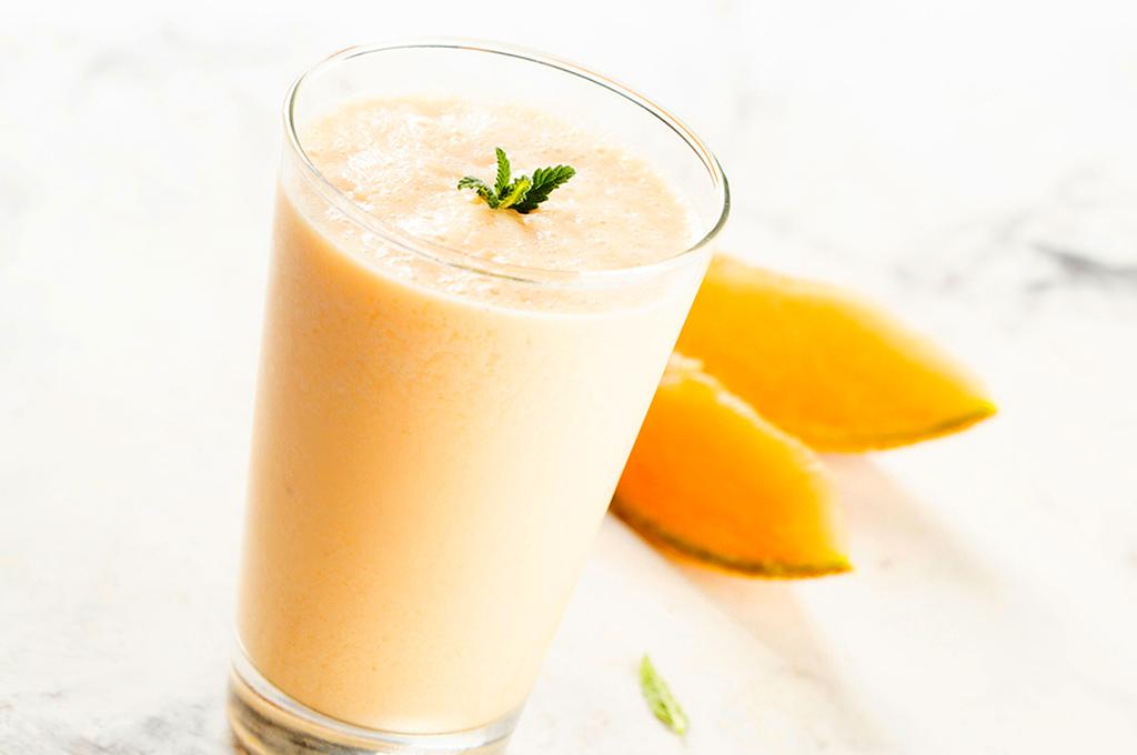 smoothie de melón