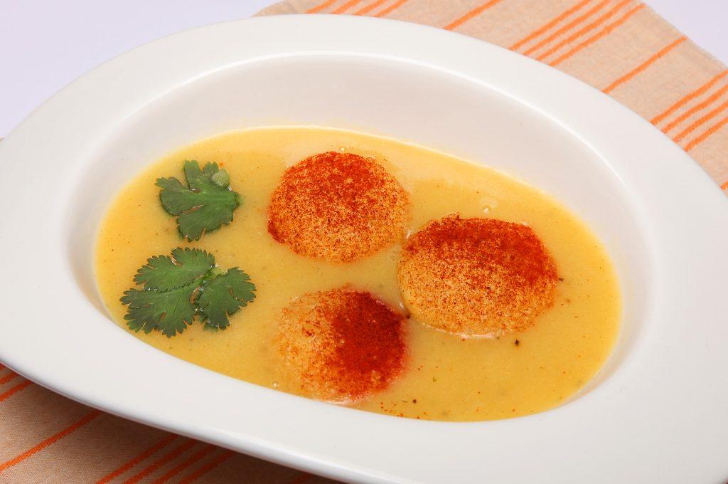 Sopa capirotadas
