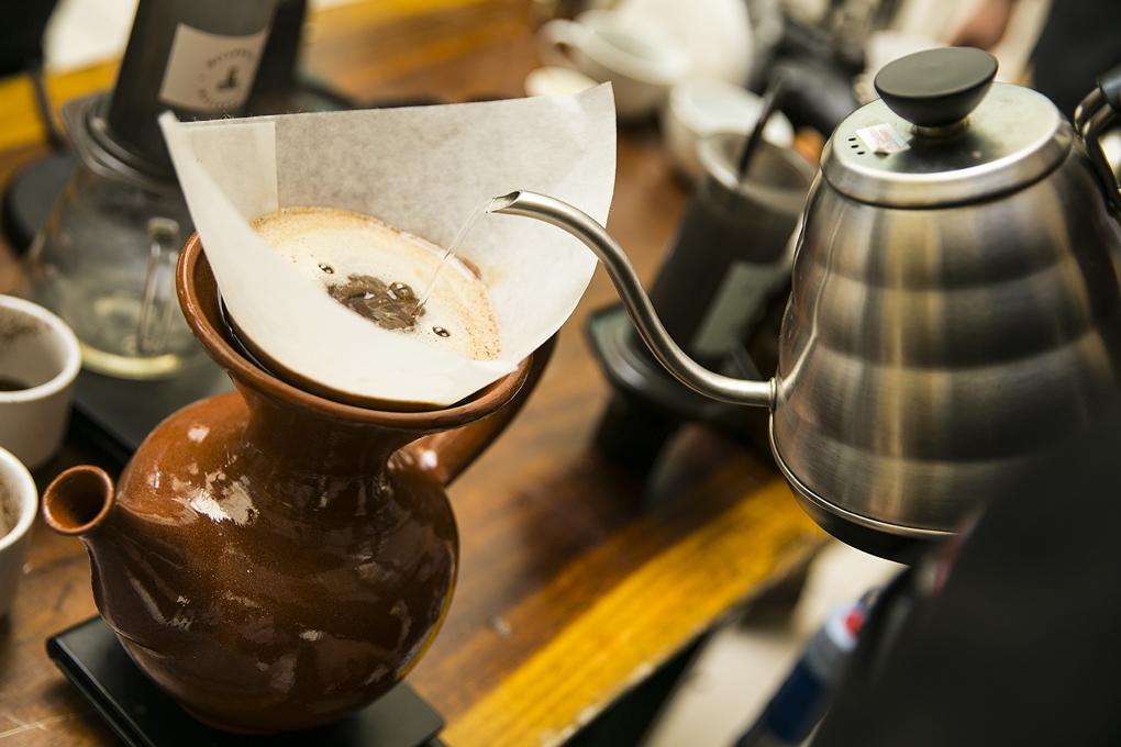 metodo de café