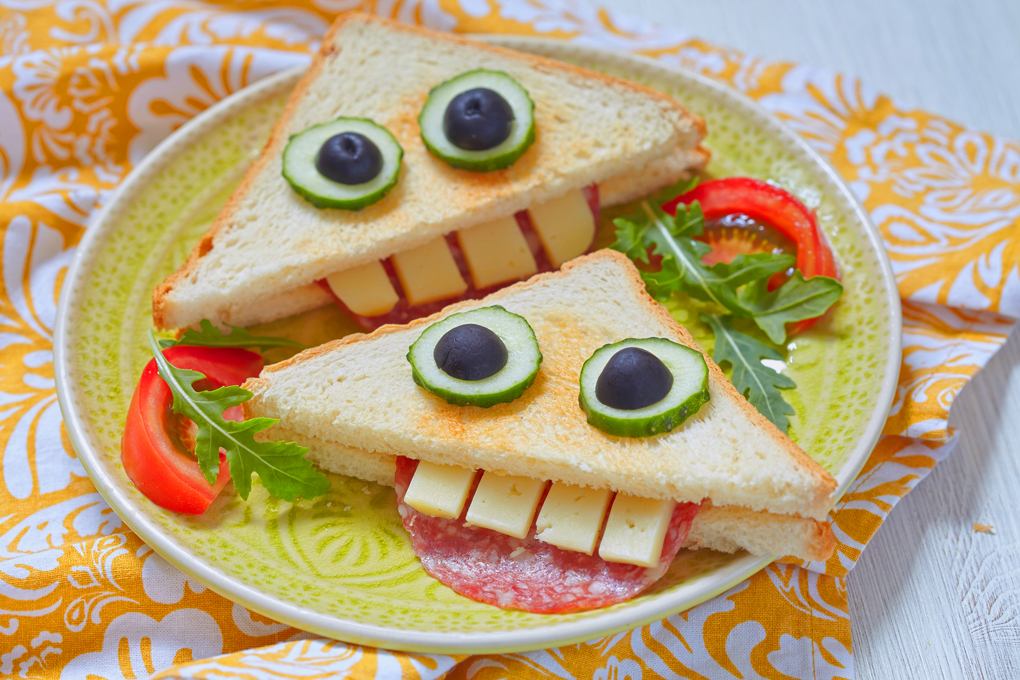 Sandwich ovni