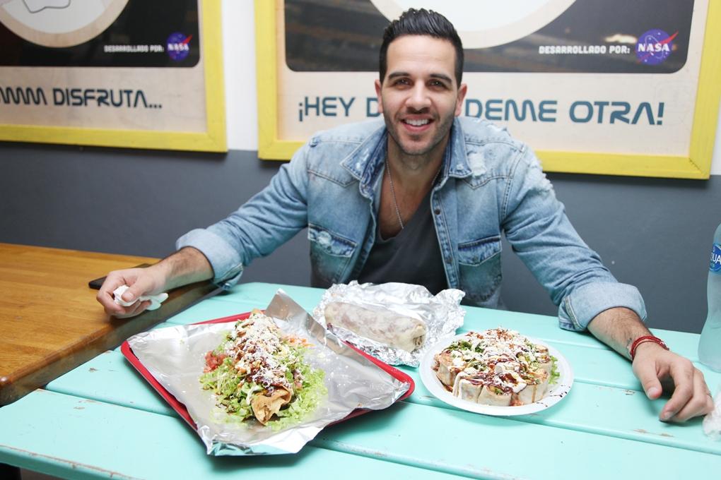 Chef Yisus regresa a Honduras para el concurso La Mejor Baleada.