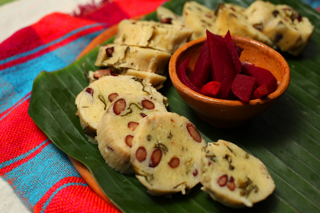 Deliciosos ticucos elaborados en Santa Rosa de Copán.