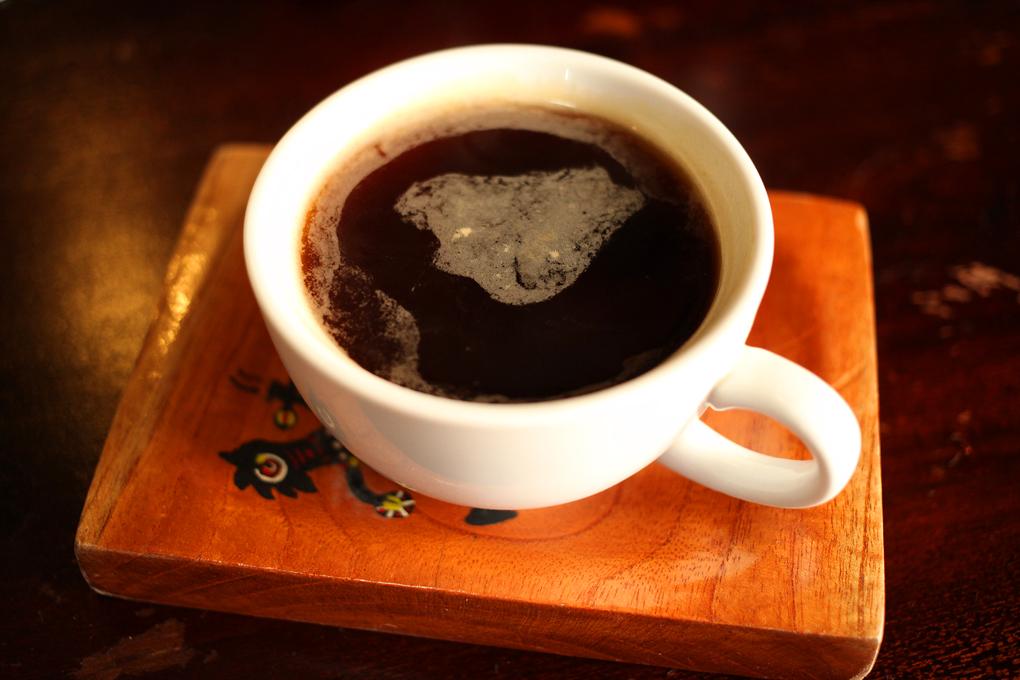 Delicioso café de altura.
