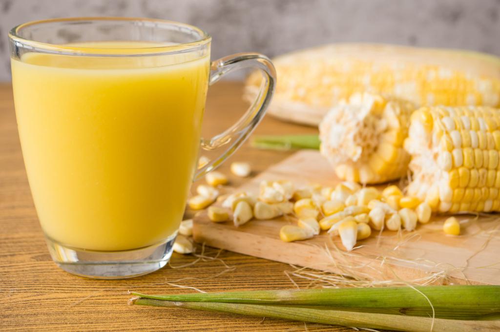 Refresco de maíz