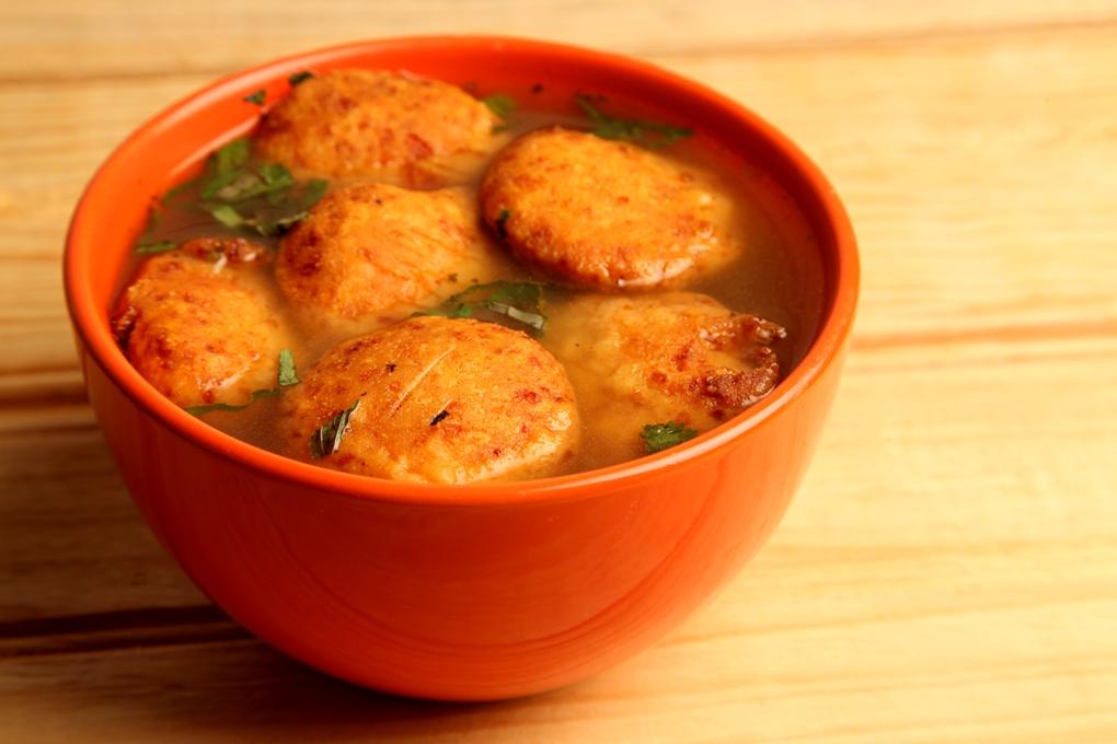 El secreto de esta sopa está en las capirotadas