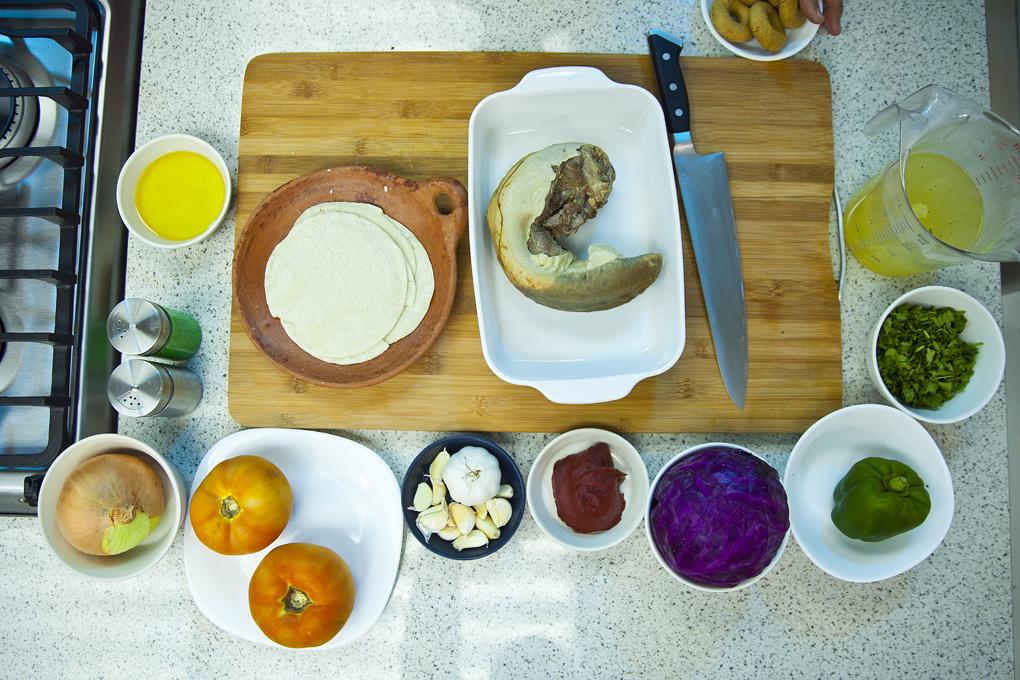 El secreto de todas tus comidas esta en la frescura de los ingredientes.