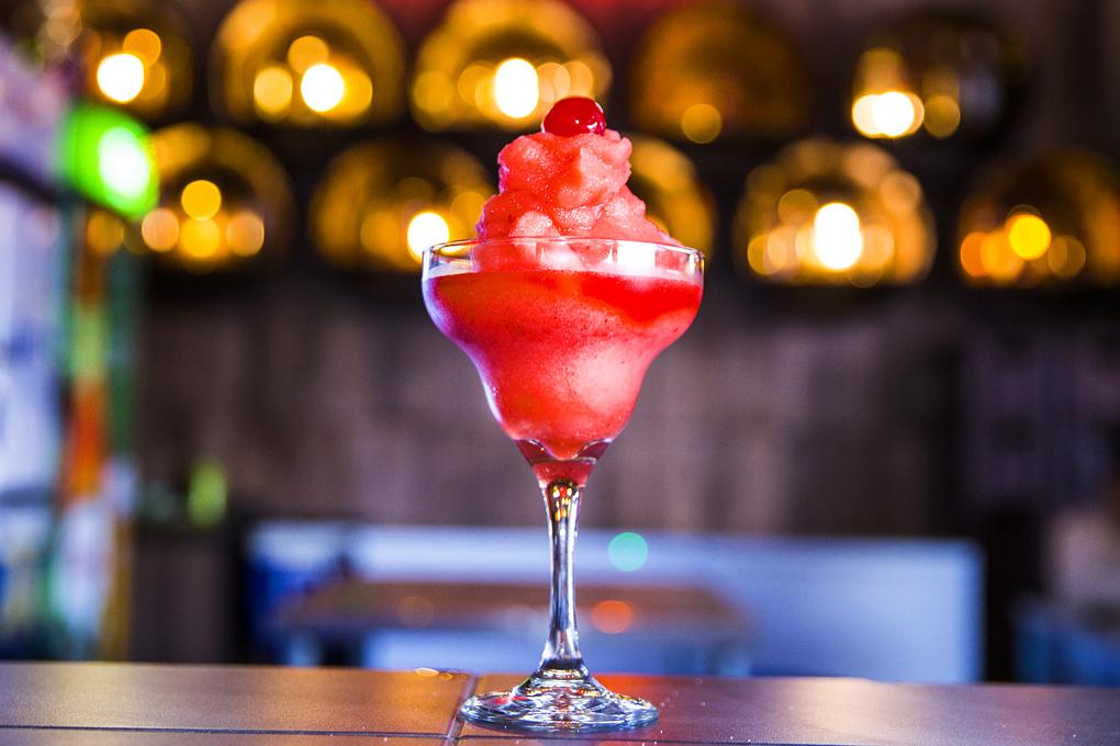 Este refrescante cóctel te encantará la combinación de sus ingredientes es deliciosa.