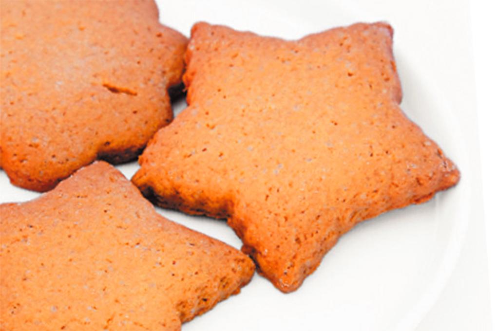 Exquisitas galletas de mantequilla prácticas de hacer.
