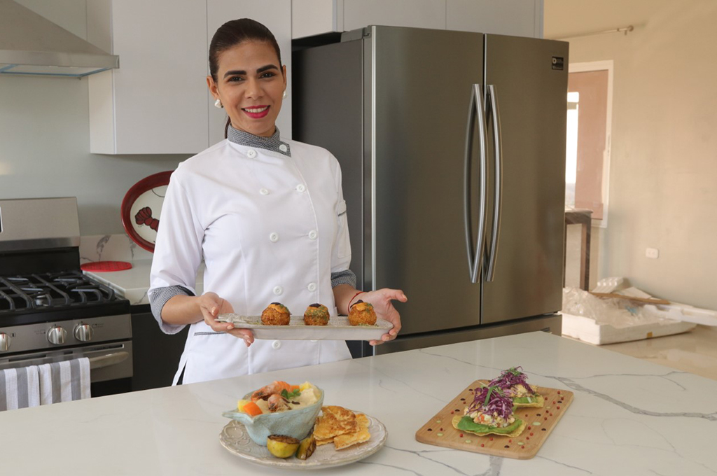 Chef Nelly Handal