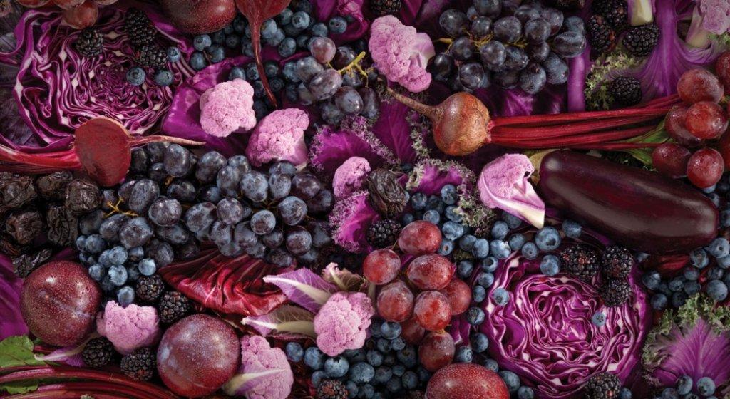 color alimentos