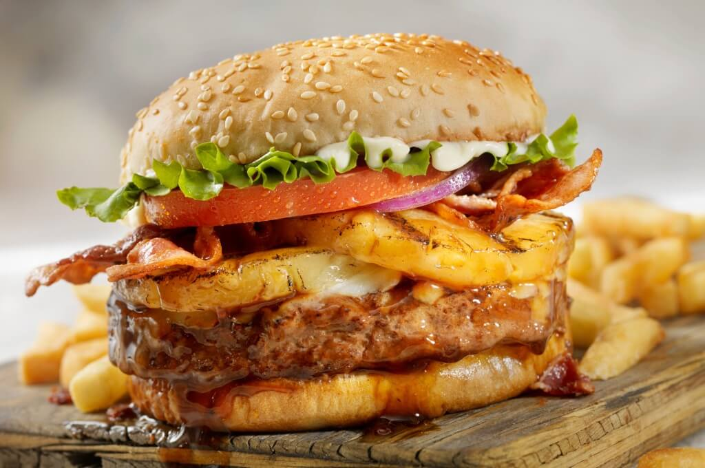 Hamburguesas / Sándwiches - Buen Provecho - Las mejores recetas de cocina