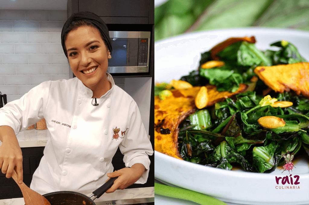 chef Adriana