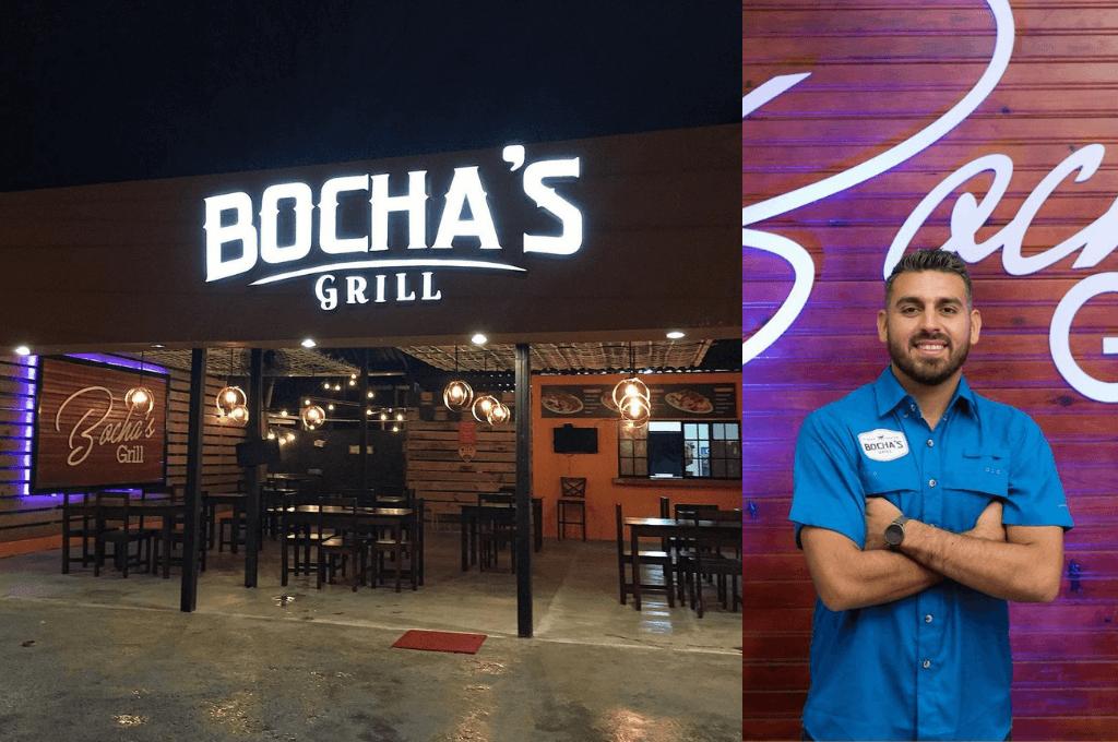 Bocha's Grill